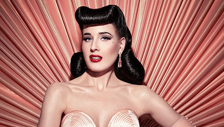 Dita von Teese: Glamonatrix at Edinburgh Playhouse