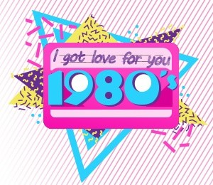 I Got Love For You 1980s at Leas Cliff Hall