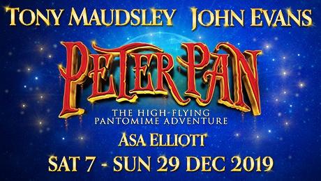 Peter Pan at Liverpool Empire