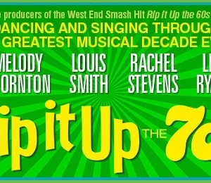 Rip It Up - The 70s at Opera House Manchester
