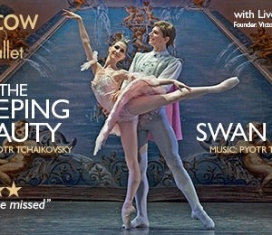Moscow City Ballet presents Sleeping Beauty at Aylesbury Waterside Theatre