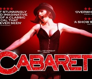Cabaret at Palace Theatre Manchester