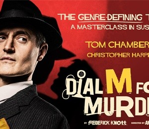Dial M for Murder at The Alexandra Theatre, Birmingham