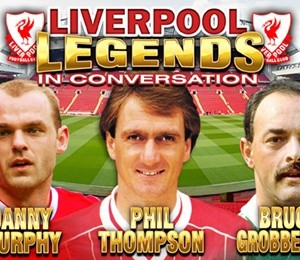 Liverpool Legends - In Conversation at Liverpool Empire