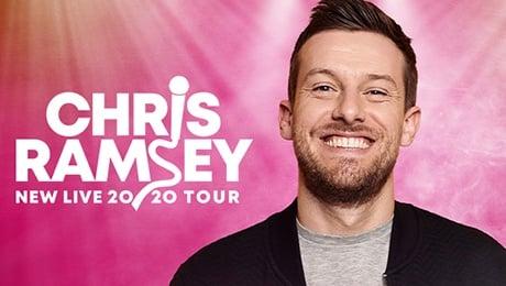 Chris Ramsey at King's Theatre Glasgow