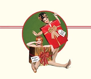 Jinkx Monsoon & BenDeLaCreme - All I Want for Christmas is Attention at Palace Theatre Manchester