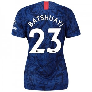 Chelsea Home Stadium Shirt 2019-20 – Womens with Batshuayi  23 printing