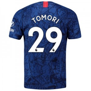 Chelsea Home Stadium Shirt 2019-20 with Tomori 29 printing