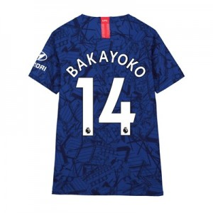 Chelsea Home Vapor Match Shirt 2019-20 - Kids with Bakayoko  14 printing