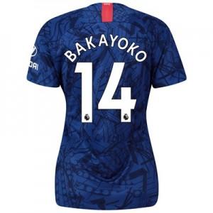 Chelsea Home Stadium Shirt 2019-20 – Womens with Bakayoko  14 printing