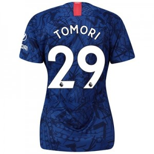 Chelsea Home Stadium Shirt 2019-20 – Womens with Tomori 29 printing