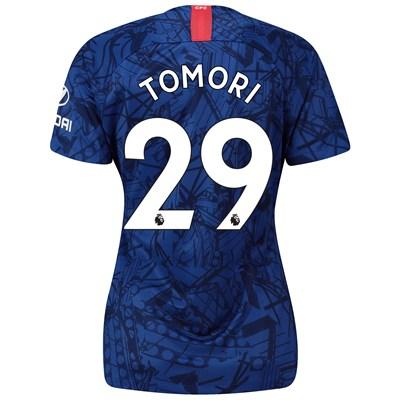 Chelsea Home Stadium Shirt 2019-20 - Womens with Tomori 29 printing