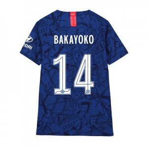 Chelsea Home Cup Vapor Match Shirt 2019-20 - Kids with Bakayoko  14 printing