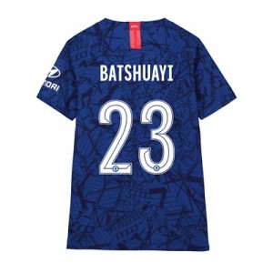 Chelsea Home Cup Vapor Match Shirt 2019-20 - Kids with Batshuayi  23 printing