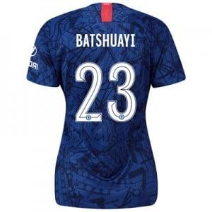 Chelsea Home Cup Stadium Shirt 2019-20 - Womens with Batshuayi  23 printing