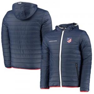 Atlético de Madrid Padded Jacket – Navy – Mens