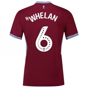 Aston Villa Home Shirt 2018-19 with Whelan 6 printing