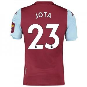 Aston Villa Home Elite Fit Shirt 2019-20 with Jota 23 printing