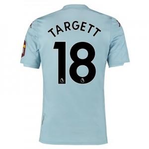 Aston Villa Away Elite Fit Shirt 2019-20 with Targett 18 printing