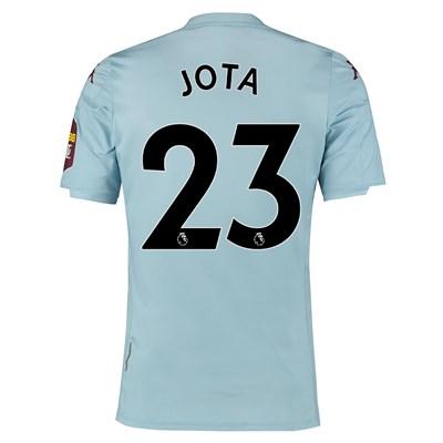 Aston Villa Away Elite Fit Shirt 2019-20 with Jota 23 printing