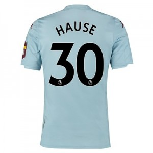 Aston Villa Away Elite Fit Shirt 2019-20 with Hause 30 printing