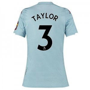 Aston Villa Away Shirt 2019-20 – Womens with Taylor 3 printing