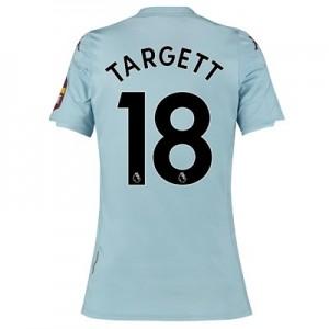 Aston Villa Away Shirt 2019-20 – Womens with Targett 18 printing