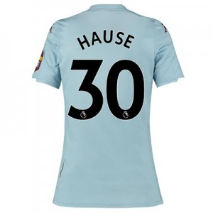 Aston Villa Away Shirt 2019-20 - Womens with Hause 30 printing