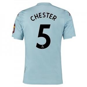 Aston Villa Away Shirt 2019-20 with Chester 5 printing