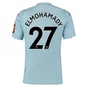Aston Villa Away Shirt 2019-20 with Elmohamady 27 printing