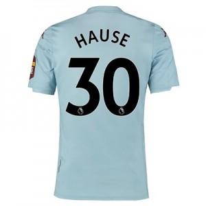 Aston Villa Away Shirt 2019-20 with Hause 30 printing