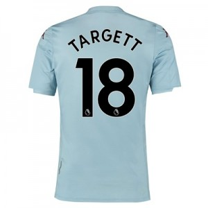 Aston Villa Away Shirt 2019-20 - Kids with Targett 18 printing