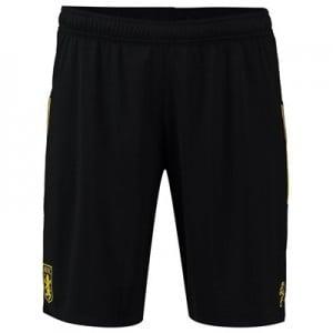 Aston Villa Training Shorts – Black