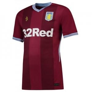 Aston Villa Home Shirt 2018-19
