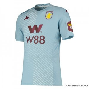 Aston Villa Away Shirt 2019-20