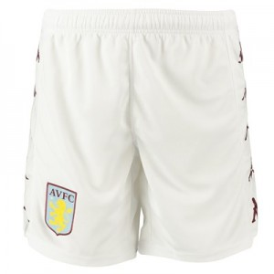 Aston Villa Home Shorts 2019-20