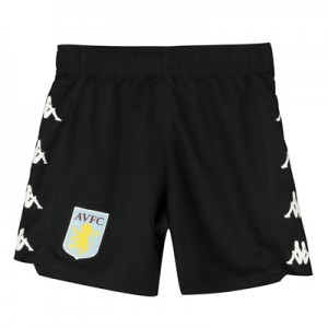 Aston Villa Home Goalkeeper Shorts 2019-20 - Kids