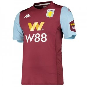Aston Villa Home Elite Fit Shirt 2019-20