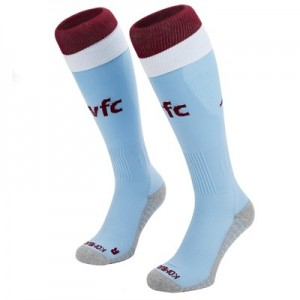 Aston Villa Home Socks 2019-20