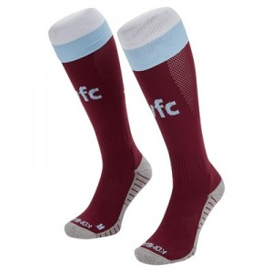 Aston Villa Away Socks 2019-20 – Kids