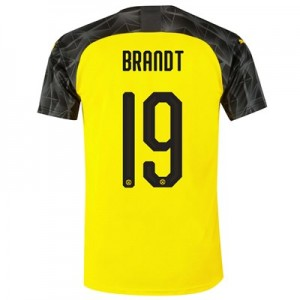 BVB Cup Home Shirt 2019-20 with Brandt 19 printing