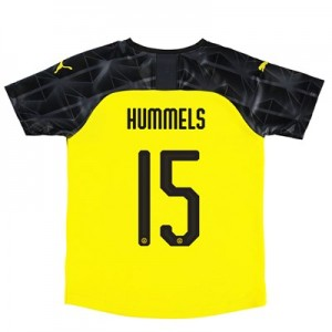 BVB Cup Home Shirt 2019-20 – Kids with Hummels 15 printing