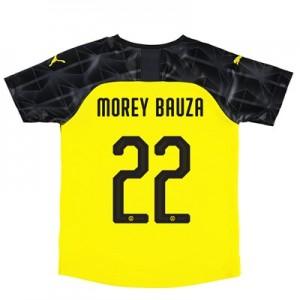 BVB Cup Home Shirt 2019-20 - Kids with Morey Bauza 22 printing