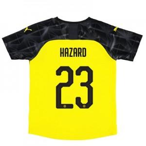 BVB Cup Home Shirt 2019-20 - Kids with Hazard 23 printing