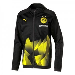 BVB Stadium Jacket - Black