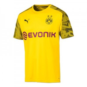 BVB Training Jersey – Yellow