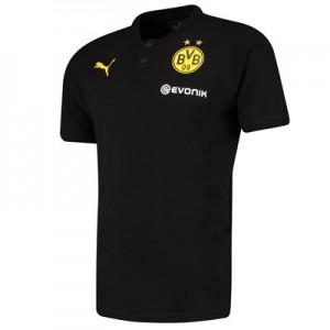 BVB Casuals Polo - Black