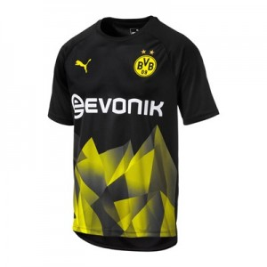 BVB Stadium Jersey – Black – Kids