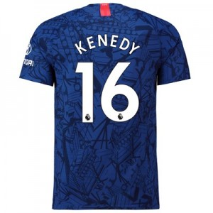 Chelsea Home Vapor Match Shirt 2019-20 with Kenedy 16 printing