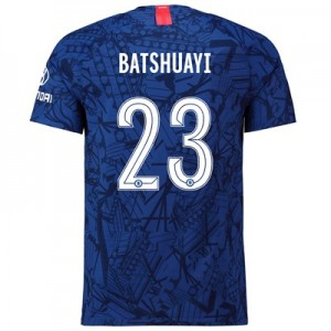 Chelsea Home Cup Vapor Match Shirt 2019-20 with Batshuayi  23 printing
